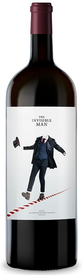 The Invisible Man- Bodega Casa Rojo Espanha 1