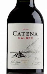 Catena Malbec 2015 – Meia Garrafa