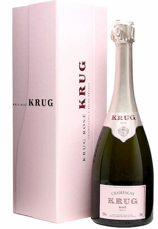 Krug Rosé 750ml Com Estojo 1