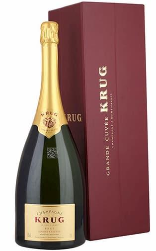 Krug Grande Cuvée 750ml Com Estojo 1