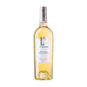 Varvaglione Vigne & Vini Malvasia Del Salento 12 e Mezzo IGP Branco 2016