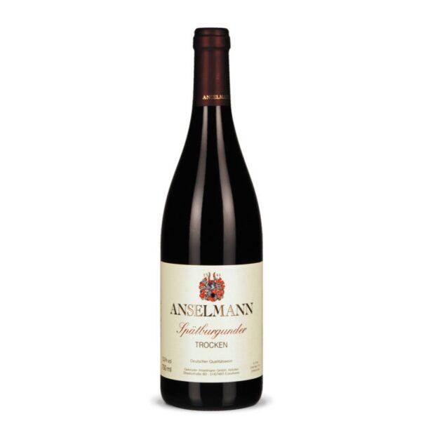 Anselmann Pinot Noir Spatburgunder 2012