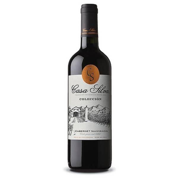 Casa Silva Cabernet Sauvignon Colección 750 ml