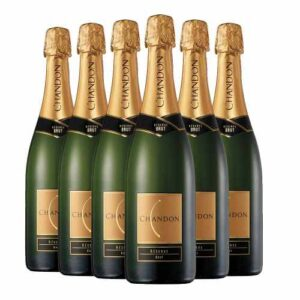 Chandon Réserve Brut Pack 6 Garrafas 750 ml