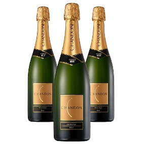 Chandon Réserve Brut 750 ml com 3 Cartuchos