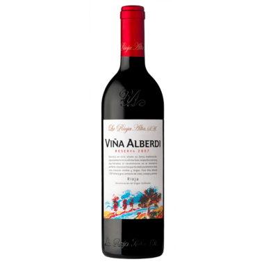La Rioja Viña Alberdi Reserva 2011