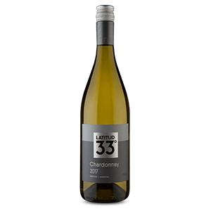 Latitud 33º Chardonnay 750ml