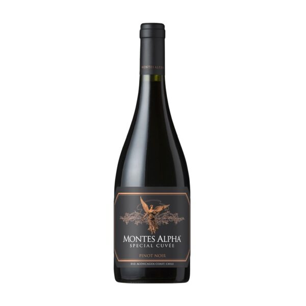 Montes Alpha Special Cuvee Pinot Noir 2016