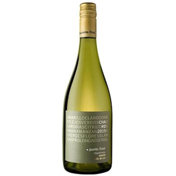 Renacer Chardonnay Reserva Punto Final 750 ml