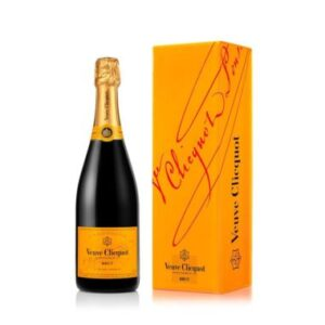 Veuve Clicquot Brut 750ml Com Cartucho