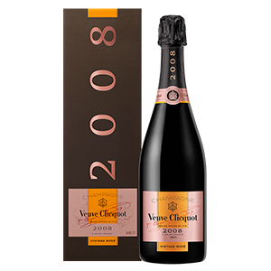 Veuve Clicquot Vintage Rosé 750ml Com Cartucho