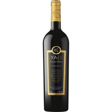Yali Limited Edition Carménère 2012