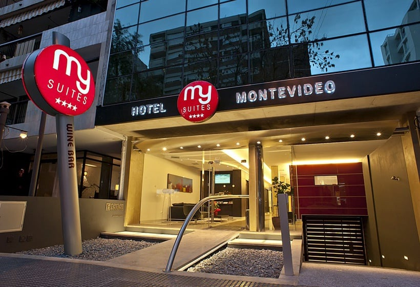 """""""Que lindas las cosas que veo, por las calles de Montevideo..."""" 7"""