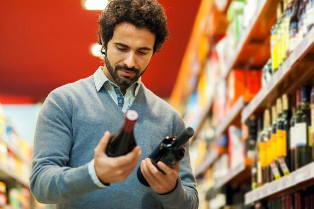 Como escolher um vinho na loja ou supermercado 1