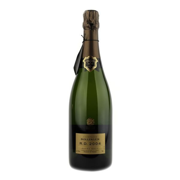 CHAMPAGNE BOLLINGER RD 2004 CHAMPAGNE 1