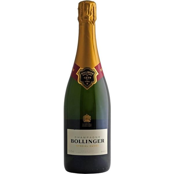 Champagne Bollinger Special Cuvée NM 1