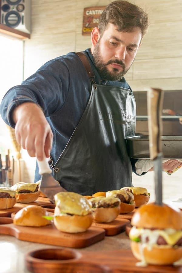 Work Shop de Hambúrguer com Felipe Kindermann 6