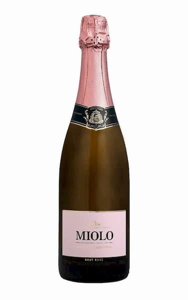 Espumante Miolo Cuvée Tradition Brut Rosé PAGUE 2 LEVE 3 KIT COM 3 UNIDADES 1
